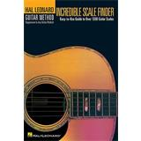 Hal Leonard Guitar Method Incredible Scale Finder