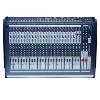 Soundcraft GB2-32 mixeur analogue