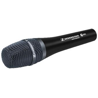 Sennheiser E 965 condenser microphone for vocalists