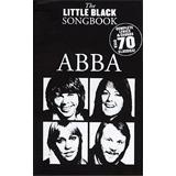 Hal Leonard The Little Black Songbook ABBA