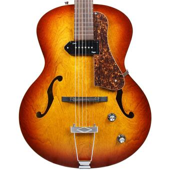 Godin 5th Avenue Kingpin Cognacburst guitare jazz