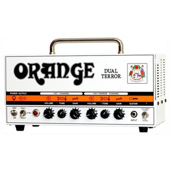 Orange Dual Terror Head tube guitar head