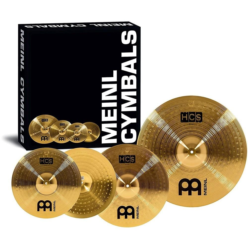 meinl hcs141620 cymbal set keymusic. Black Bedroom Furniture Sets. Home Design Ideas