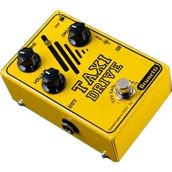 Brunetti Taxi Driver distortion/fuzz/overdrive pedal