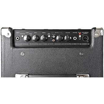 EBS Classic Session 60 solidstate bass combo