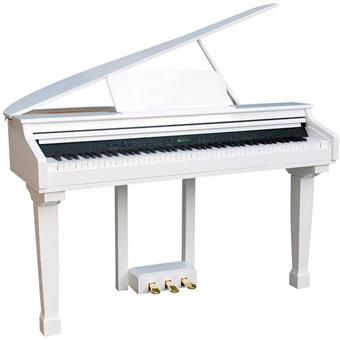 Delson Adagio 8891 Digital Grand Piano White digital grand piano