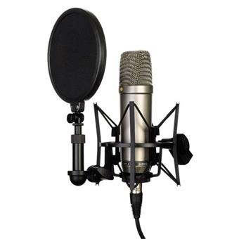 Rode NT1A Vocal Microphone Pack large diaphragm microphone