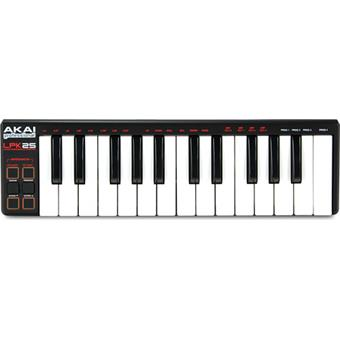 Akai LPK25 Laptop Performance Keyboard controller