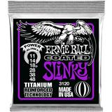 Ernie Ball 3120 Coated Titanium RPS Power Slinky