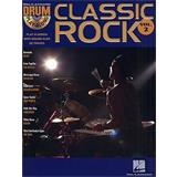Hal Leonard Drum Play Along Volume 2 Classic Rock Drums