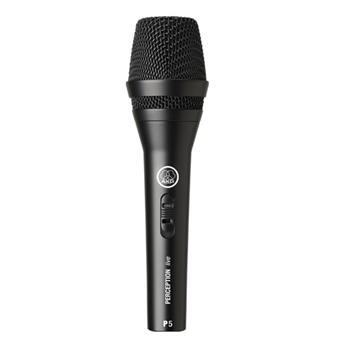 AKG P5S Perception Live dynamic microphone for vocalists