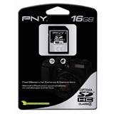 PNY OPTIMA HC SD 16GB card