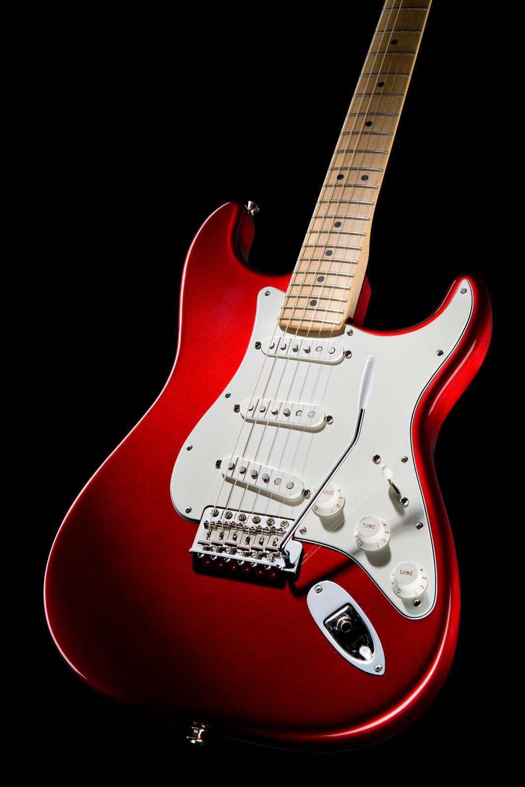 fender american special stratocaster candy apple red maple keymusic. Black Bedroom Furniture Sets. Home Design Ideas