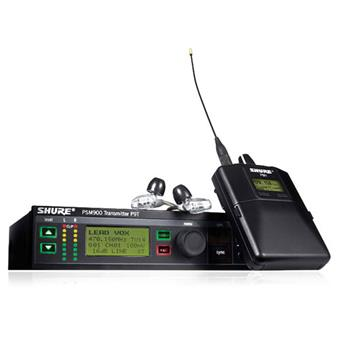 Shure PSM900 Personal Monitoring System wireless in-ear monitoring