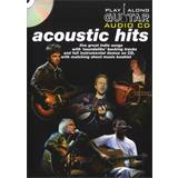 Hal Leonard Play Along Guitar Audio Acoustic Hits