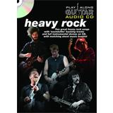 Hal Leonard Play Along Guitar Audio Heavy Rock