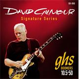 GHS GBDGG David Gilmour Signature Boomers Guitar Strings