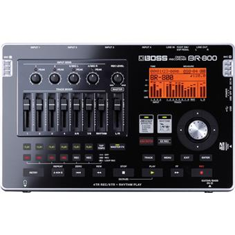 Boss BR-800  Digital Recorder multi track compact studio