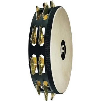 Meinl STAH2B-BK tambourine with head