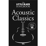 Hal Leonard The Little Black Songbook Acoustic Classics
