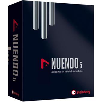 Steinberg Nuendo 5 music software