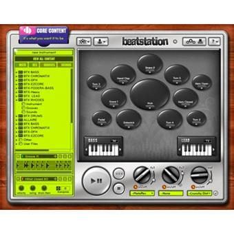 Toontrack Beatstation virtual instrument/sampler