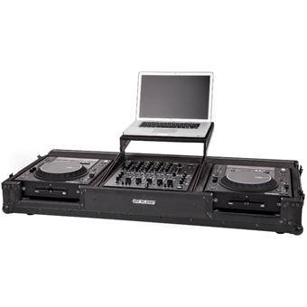 Reloop Reloop RMP/RMX Console Case Pro With Laptop Tray bag/case for DJ
