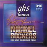 GHS REJL Eric Johnson Nickel Rockers Electric GuitarStrings