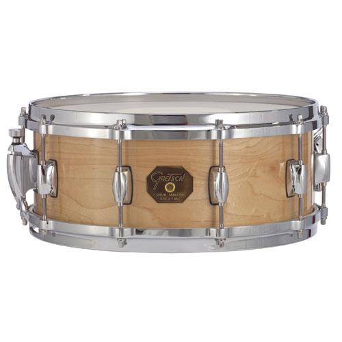 Image of Gretsch Drums G50613 Solid Maple Snaredrum Dunnet 0000000000000
