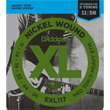 D'Addario EXL117 Medium Top X-Heavy Bottom