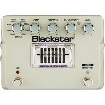 Blackstar HT Modulation Pure Valve Pedal pitch shifter/octaver/harmonizer pedaal