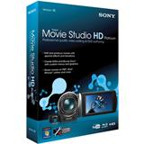 Sony Creative Vegas Movie Studio HD Platinum 10