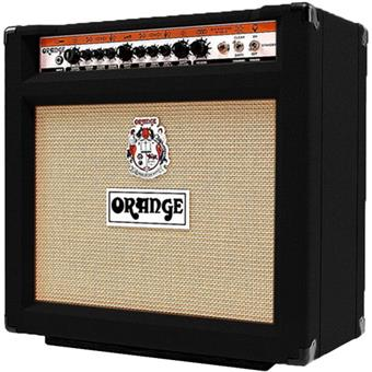 Orange Rockerverb 50C MK2 1x12 Black buizen gitaarcombo