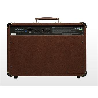 Marshall AS50D Brown akoestische gitaarcombo