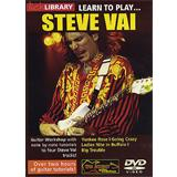 Hal Leonard Learn To Play Steve Vai