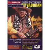 Hal Leonard Stevie Ray Vaughan Guitar Techniques