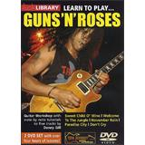 Hal Leonard Learn To Play Guns N Roses