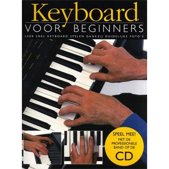 Hal Leonard Keyboard Voor Beginners méthode instrument