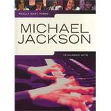 Hal Leonard Really Easy Piano Michael Jackson