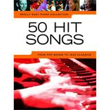 Hal Leonard Really Easy Piano Collection 50 Hit Songs