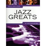Hal Leonard Really Easy Piano Jazz Greats