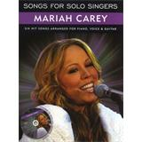 Hal Leonard Songs For Solo Singers Mariah Carey