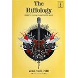 Hal Leonard The Riffology Learn To Play 140 Classic Guitar Riffs