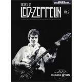 Hal Leonard Play Bass With The Best Of Led Zeppelin Volume 2