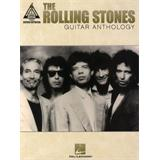 Hal Leonard The Rolling Stones Guitar Anthology