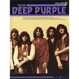 Hal Leonard Authentic Playalong Deep Purple Bass