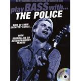 Hal Leonard Play Bass With The Police