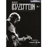 Hal Leonard Play Bass With The Best Of Led Zeppelin Volume 1