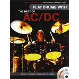 Hal Leonard Play Drums With The Best Of ACDC