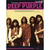 Hal Leonard Authentic Playalong Deep Purple Drums